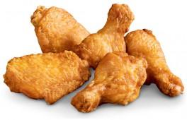 Крылышки куриные, 6 шт.
