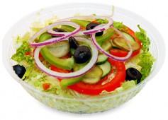 Итальянский БМТ салат